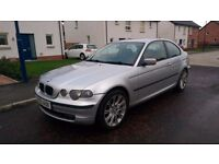 BMW 316Ti Compact 1.8 with F/S/H