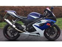 Suzuki GSXR1000K6...may take a part exchange