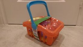 Little Tykes fruit basket - brand new - £5