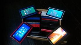 60x Android Tablet Job Lot Please Read..