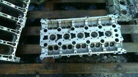Ford focus st 2.5 cylinder head with cams and cam tray
