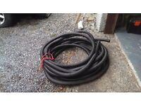 Approx 18m, 35mm pond hose