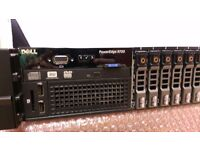 Fully working Dell PowerEdge R720 server
