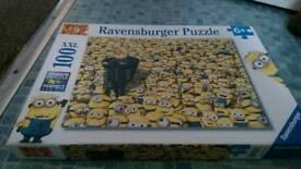 Minion puzzle