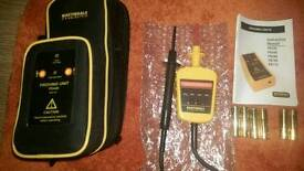 Martindale VIPD138 Voltage Indicator VI13800 (unfused) & Proving Device Testing equip
