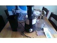 Cookworks Whole Fruit Juicer 600W