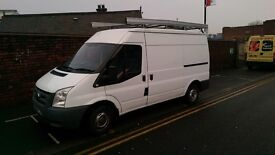 Ford Transit 2008, Full MOT, Over £1000 just spent for the sale, Been in storage over a year.