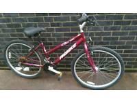 Ladies Town bike MTB 16 inch frame