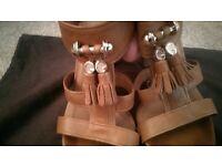 Genuime Gucci High Heels Size 6 Eu 39