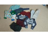 Boys clothes bundle approx 4years