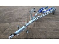 New galvanized trailers for boats & general purpose use