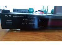 Denon tuner radio