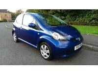 2007 TOYOTA AYGO 1.0 * ONLY 20 POUNDS FOR ROAD TAX *