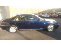 Rover 75 - Blue