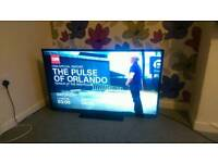 Bush LED HD TV 49""