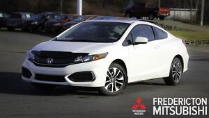 2014 Honda Civic EX! HEATED SEATS! SUNROOF! BACKUP CAM!