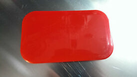 Archway Breading Table Bowl Red Plug