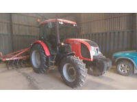 2008 Zetor Proxima tractor 8441 1 owner original tyres condition only 2600hrs no farming use! NO VAT