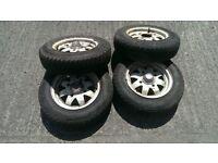 subaru pickup wheels