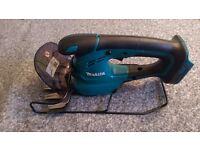 Makita LXT DUM168 18V Hedge Grass Trimmer Cutter