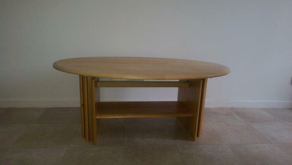 Coffee Table Solid Wood Alder in Ramsey  : 86 from www.gumtree.com size 1024 x 579 jpeg 29kB