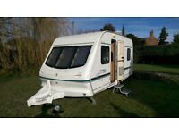 Caravan, Elddis Tornado 4/5 Berth, 2000 model with Motormover