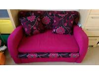 Sofa bed with storage very good condition and very sturdy