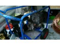 Honda 4.1kva generator.