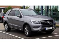 MERCEDES ML W166 BREAKING SPARE PARTS