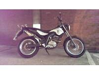 Derbi senda cross city 125cc 1st owner 3000km 65 reg Bargain! Enduro supermoto trails