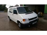 Volkswagen Transporter T4, Tailgate, Excellent body, runs perfectly, ready for conversion 7500 o.n.o