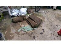 Eco garden turf, 17 rolls
