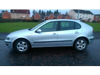Seat Leon SX 1.9 TDi 5dr Hatchback Diesel Low Miles 05plate
