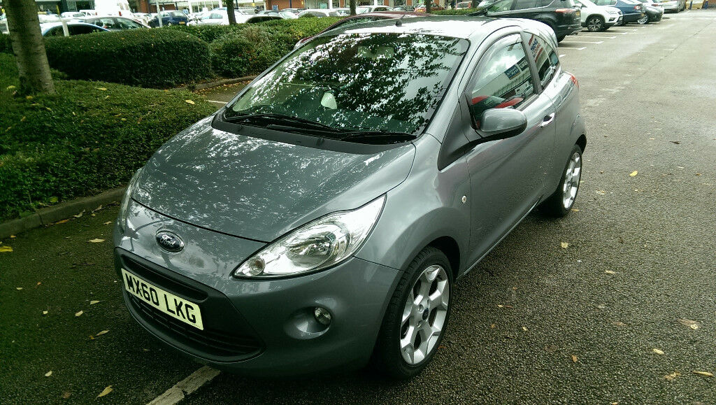 Ultimate Ford Ka Titanium, full history, one owner since April 2011, low price for quick sale