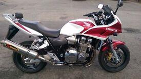 Honda CB1300SA ABS, Mint Condition