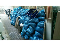 Bags of earth - Free to collector