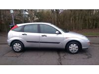 Ford Focus 1.8LX 5dr Hatchback