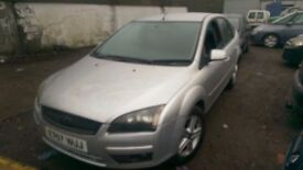 Ford focus 1.8tdci titanium breaking