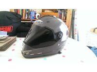 Nitro S-Moto Dualsport Helmet size XL.. As new. SIZE XL..