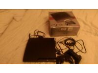 PS3 Console & Game Bundle