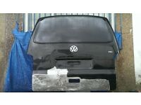 VW T5 T5.1 TAILGATE DAMAGE GLASS LOCK INC CHEAP WAY FOR CONVERSION DELIVERY POS