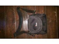 Lowepro Edit 110 and Nova 1 AW Camera Bags