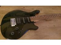 Wasburn Maverik Electric Guitar