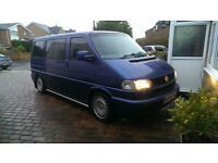 Volkswagon T4 Caravelle 2.4d auto, 7 seater