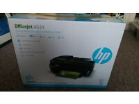 HP Officejet 4634 Wireless All-in-One Printer in excellent condition