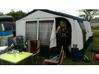 Conway Trailer tent in good condition