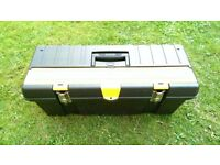 Stanley Tools - Tool Box 66cm (26 in) with Level Compartment