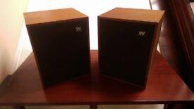 Pair of Vintage Wharfedale Chevin XP Speakers