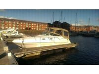 Searay sundancer 240 boat 1997