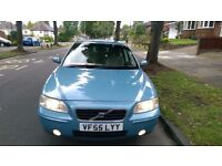 Volvo S60 2.4 Diesel, Automatic, 2005, Blue, 1 Year MOT, HPI Clear, PX Welcome